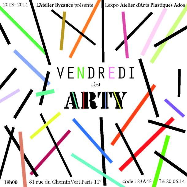 ARTY-Invit
